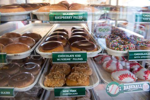 Fabulous 11 Things You Didnt Know About Krispy Kreme Delish Com Wiring Cloud Peadfoxcilixyz