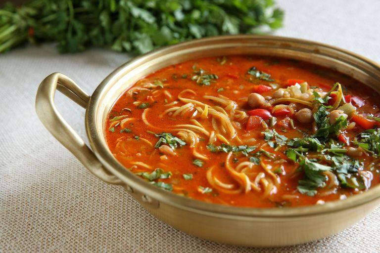 Ramen de curry