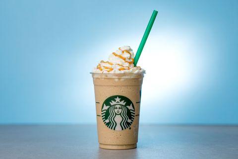 Low Calorie Frappuccinos