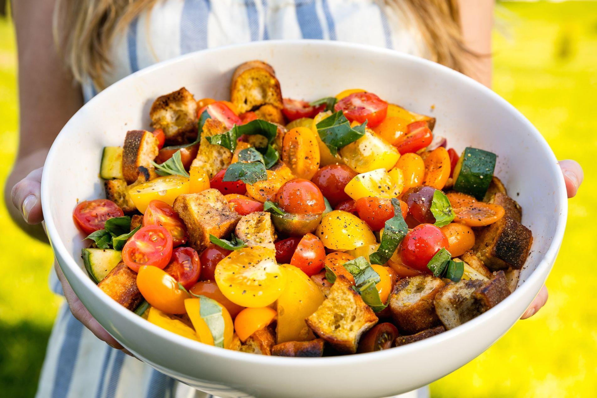 kitchen boss eggplant caponata%0A     Vegetarian BBQ Recipes  Grilling Ideas for a Vegetarian  Barbecue u    Delish com