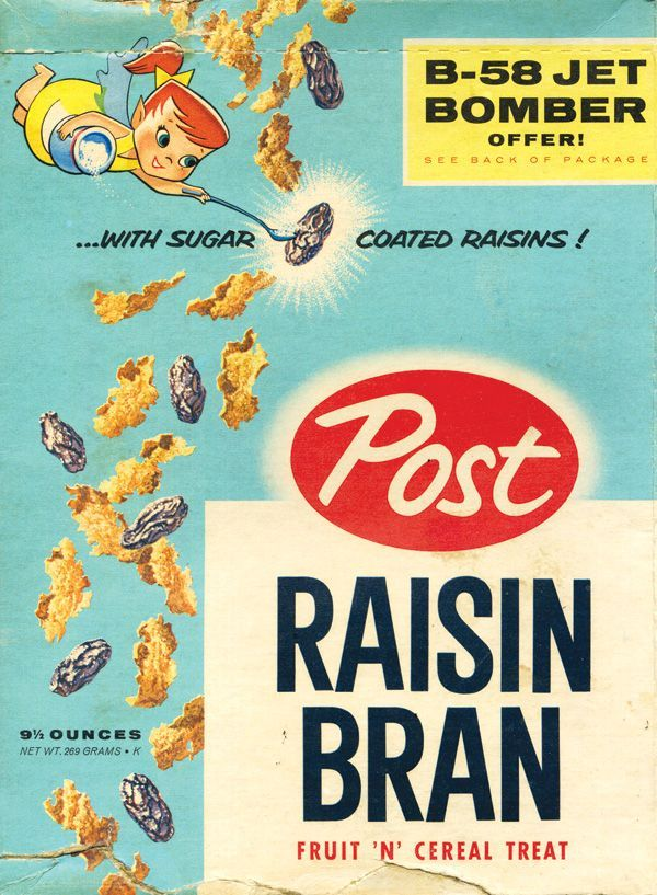Heres What Breakfast Cereal Came Out The Year You Were Born