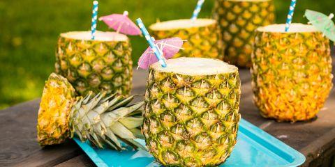 pineapple, ananas, fruit, food, plant, bromeliaceae, produce, natural foods, poales,