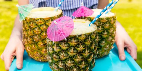 Piña Colada Pineapple Cups
