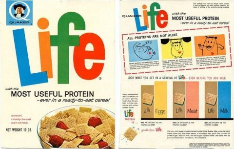Here's What Breakfast Cereal Came Out The Year You Were Born