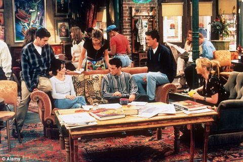 Friends Movies & Shows That Filmed On Location
