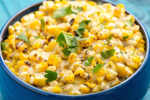 Food, Ingredient, Cuisine, Recipe, Dish, Garnish, Corn kernels, Mixture, Vegetarian food, Comfort food,