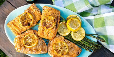 60 best paleo diet recipes easy paleo dinner ideas and meals lemony grilled salmon recipe forumfinder Images