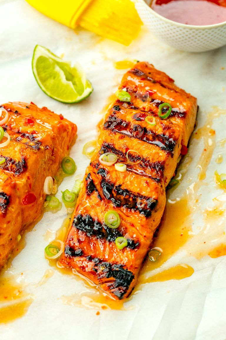 Bbq Fish Recipes In Foil