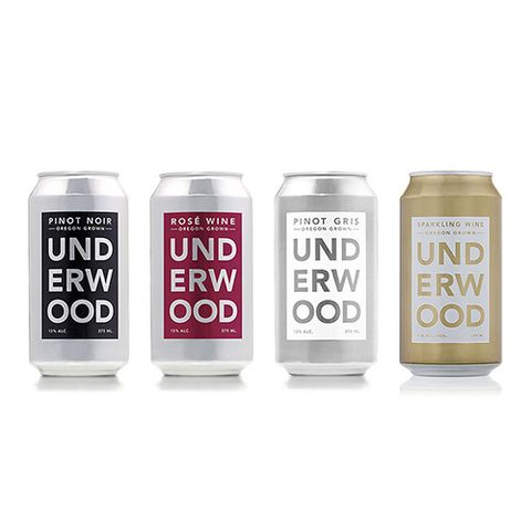 Underwood Wine Cans