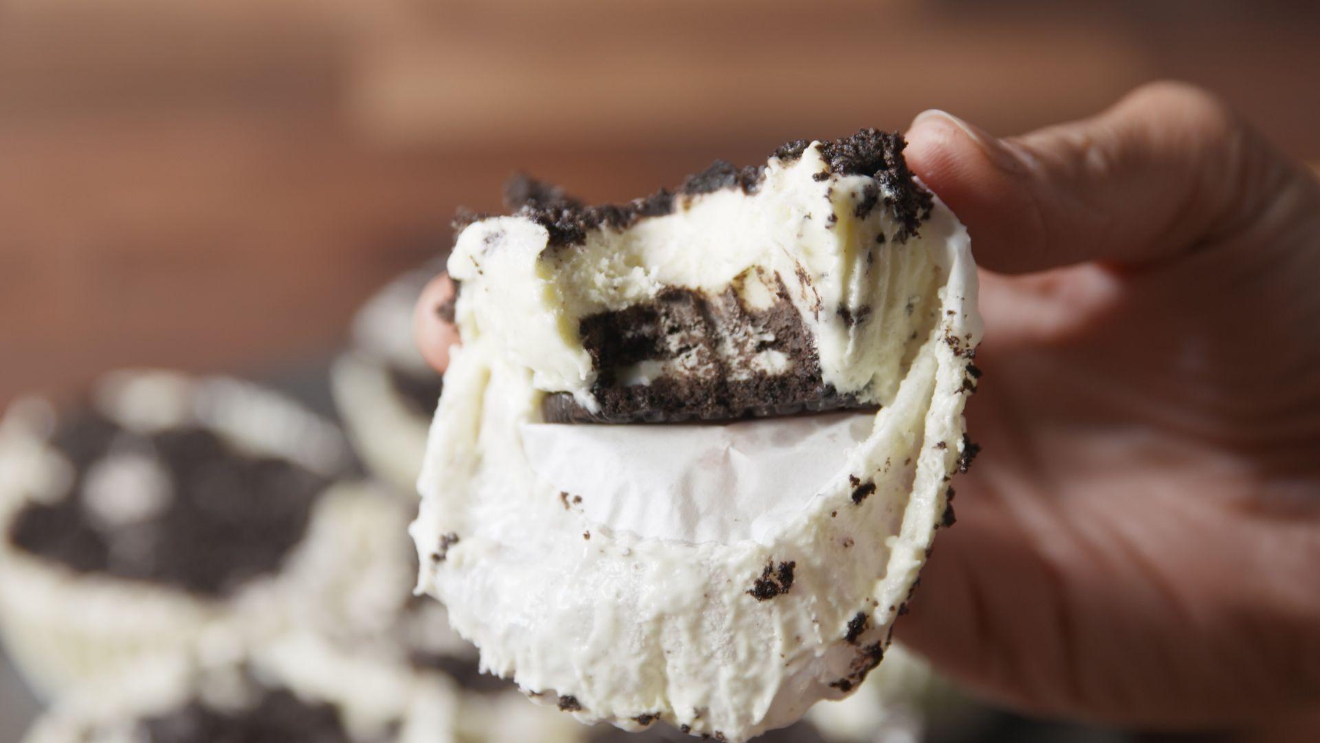 Mini Oreo Cheesecakes No Bake Desserts