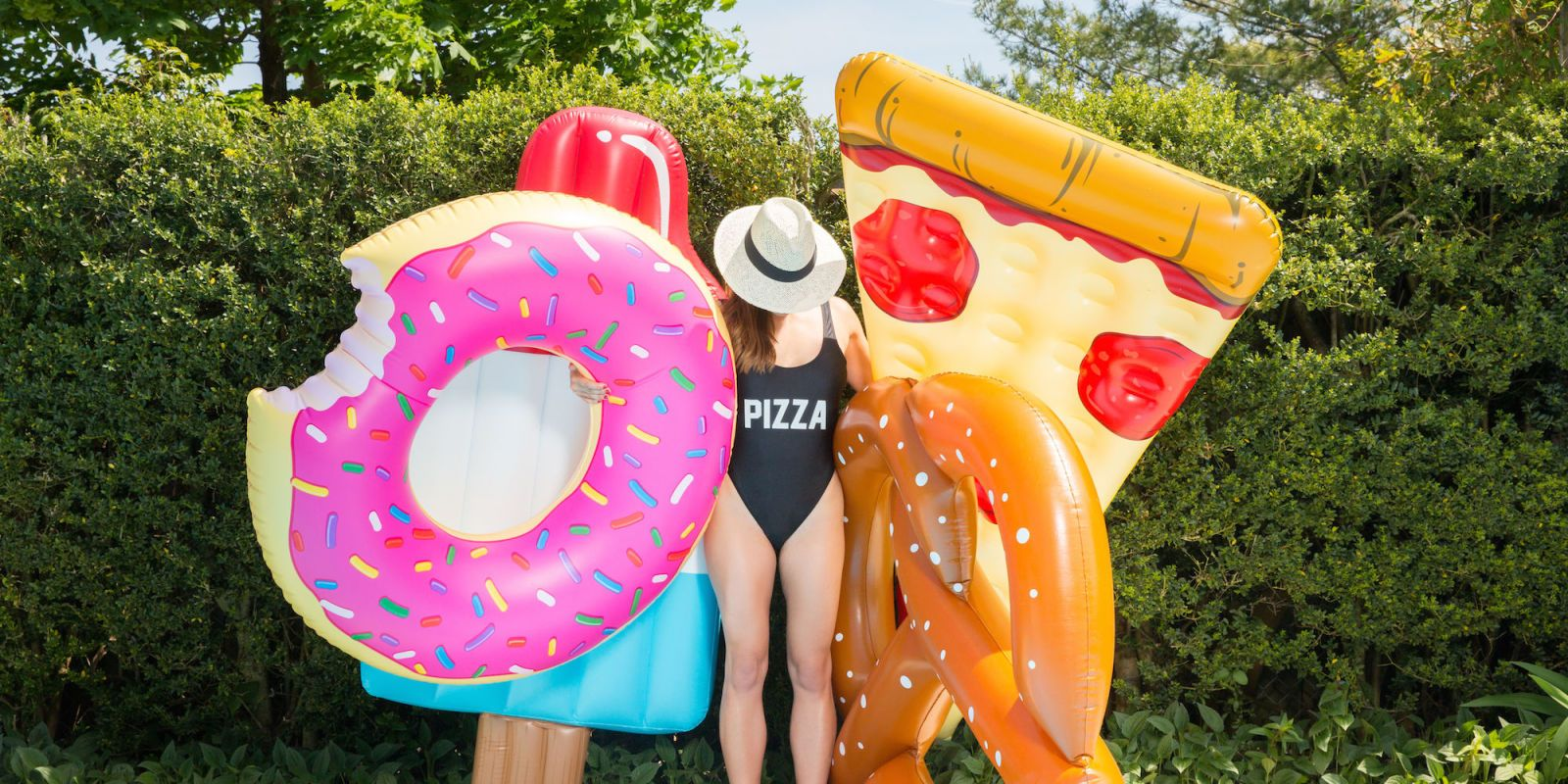 15 Awesome Pool Floats Every Food Lover Should Own