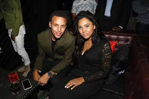 Ayesha and Steph Curry's favorite foods