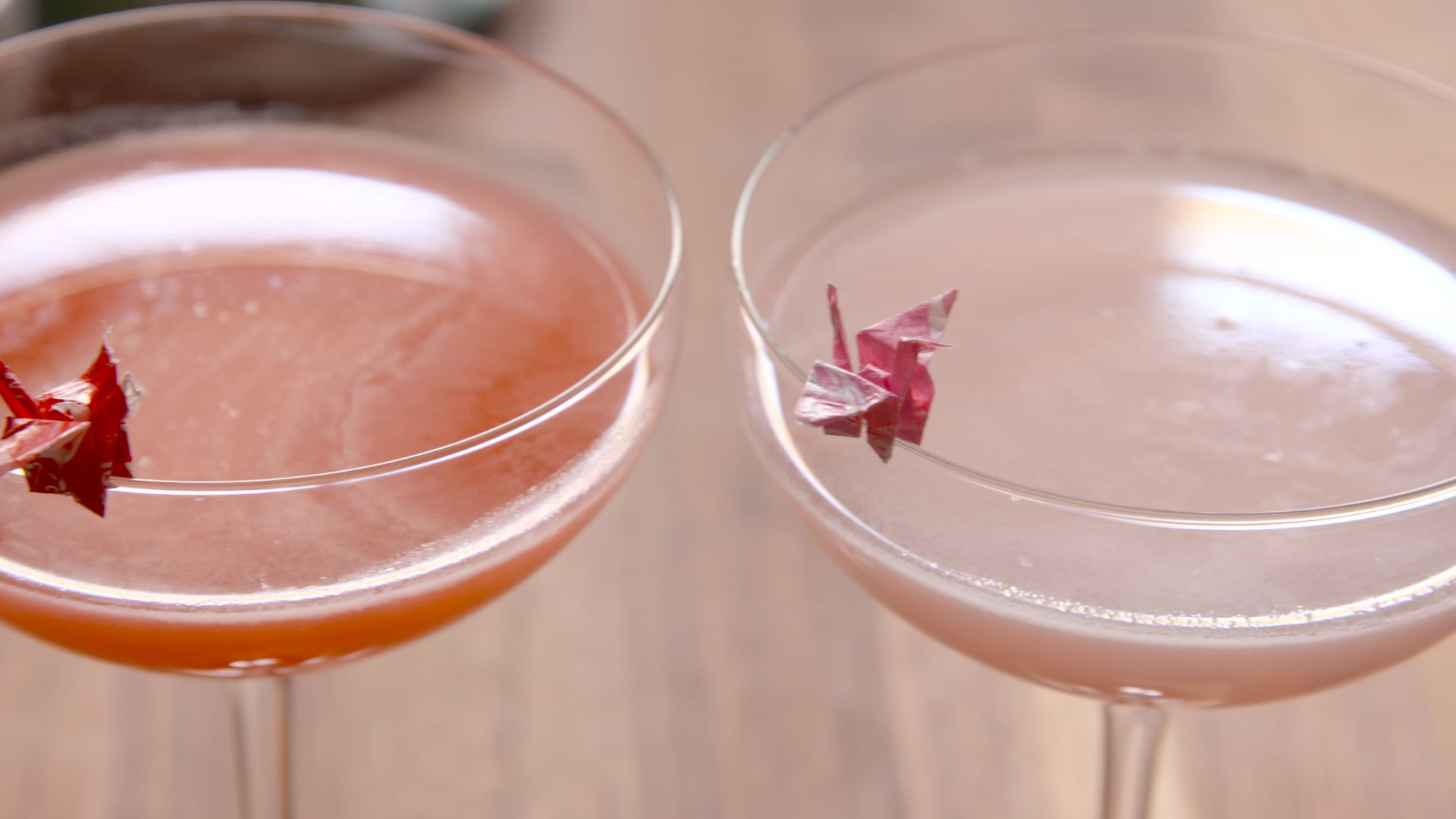 How to Make Pink Starburst Cosmos - Starburst-Infused Vodka - Delish com