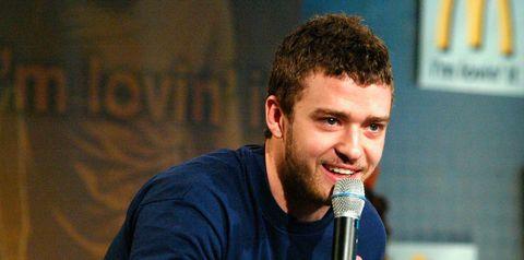 Justin Timberlake McDonald's