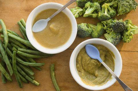 Food, Ingredient, Produce, Dishware, Broccoli, Condiment, Tableware, Sauces, Serveware, Whole food,