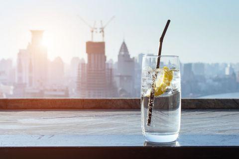 Liquid, Fluid, Drinkware, Drink, Glass, Alcoholic beverage, Distilled beverage, Highball glass, Transparent material, Liqueur,
