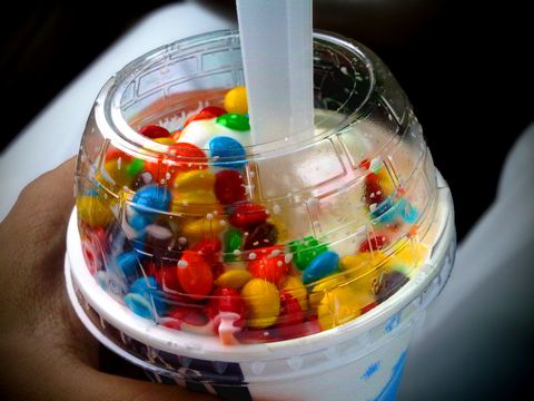 Colorfulness, Plastic, Present, Sweetness, Confectionery, Basket,