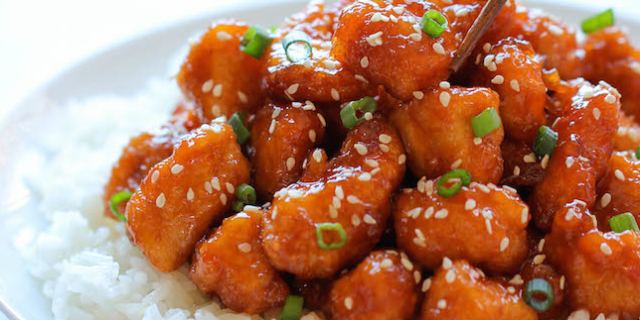 11 Easy Sweet And Sour Chicken Recipes How To Make Sweet And Sour Chicken Sauce Delish Com