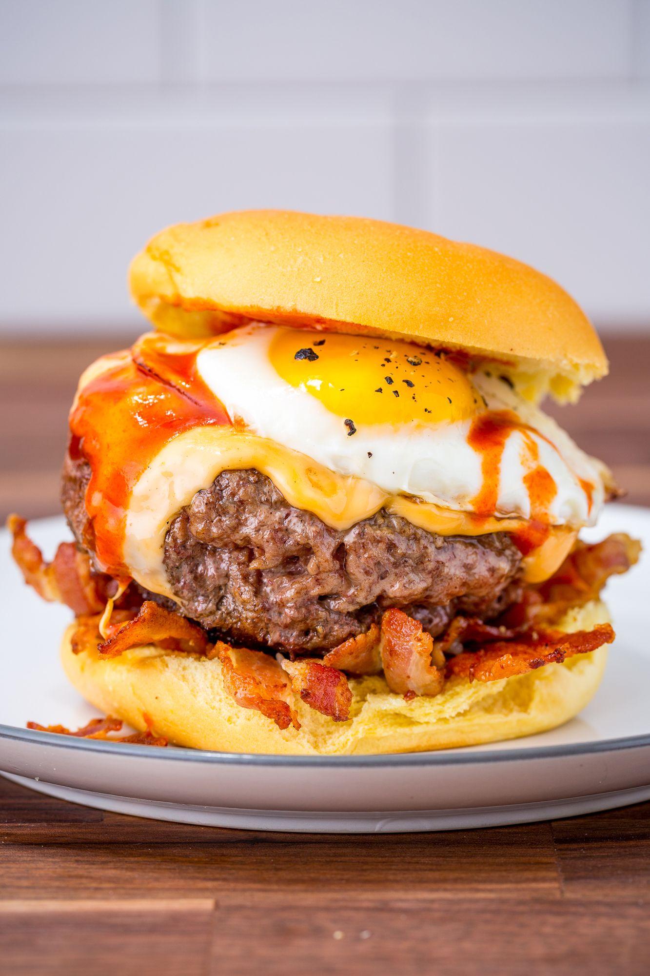 60 Best Burger Recipes Easy Hamburger Ideas