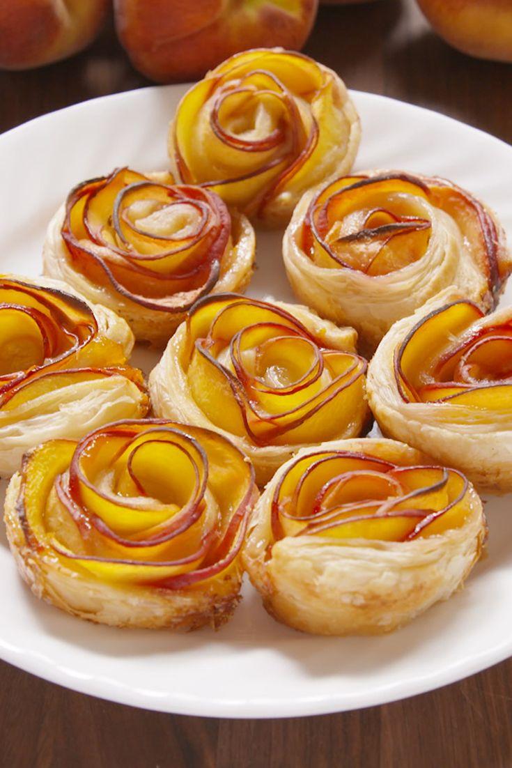 25 Easy Peach Desserts Recipes For Homemade Summer Peach
