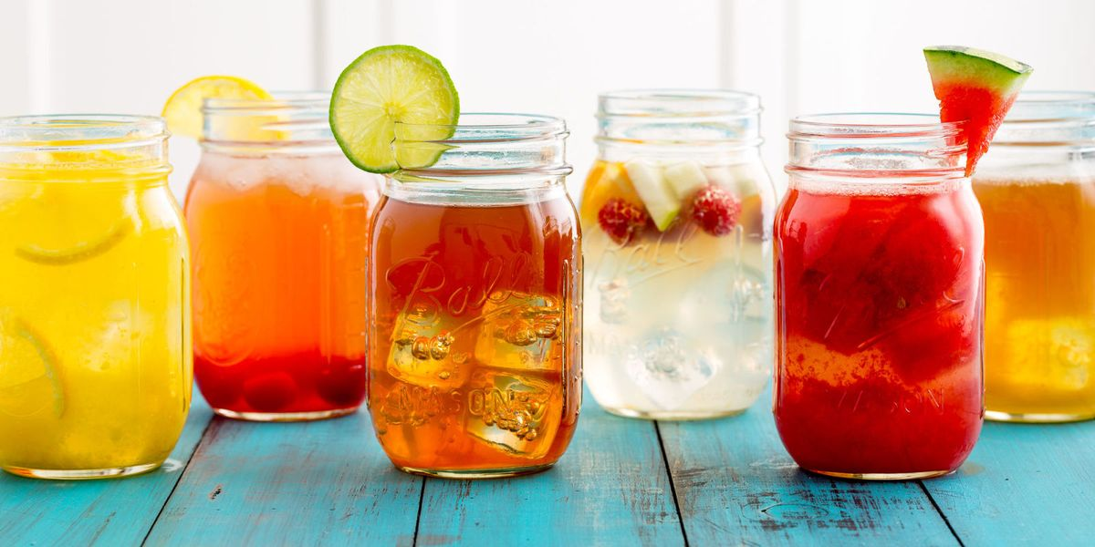 10+ Easy Non Alcoholic Party Drinks - Recipes for Alcohol-Free