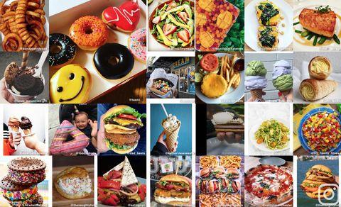 Cuisine, Food, Dish, Meal, Tableware, Recipe, Ingredient, Fast food, Breakfast, Plate,