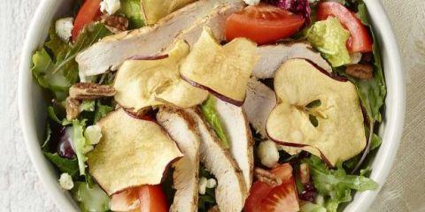 Dish, Food, Cuisine, Garden salad, Salad, Ingredient, Greek salad, Produce, Vegetable, Staple food,