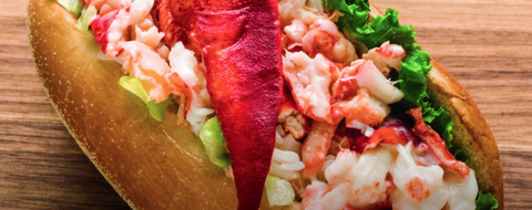 Food, Cuisine, Dish, Lobster, Ingredient, Seafood, Lobster roll, Produce, Meat, Recipe,