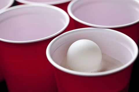 three geniuses just invented roomba beer pong