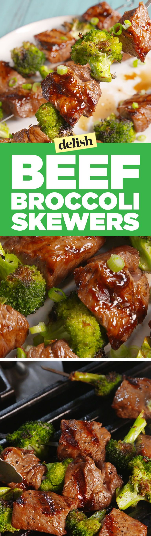 Beef, Orange Broccoli Kebabs forecasting