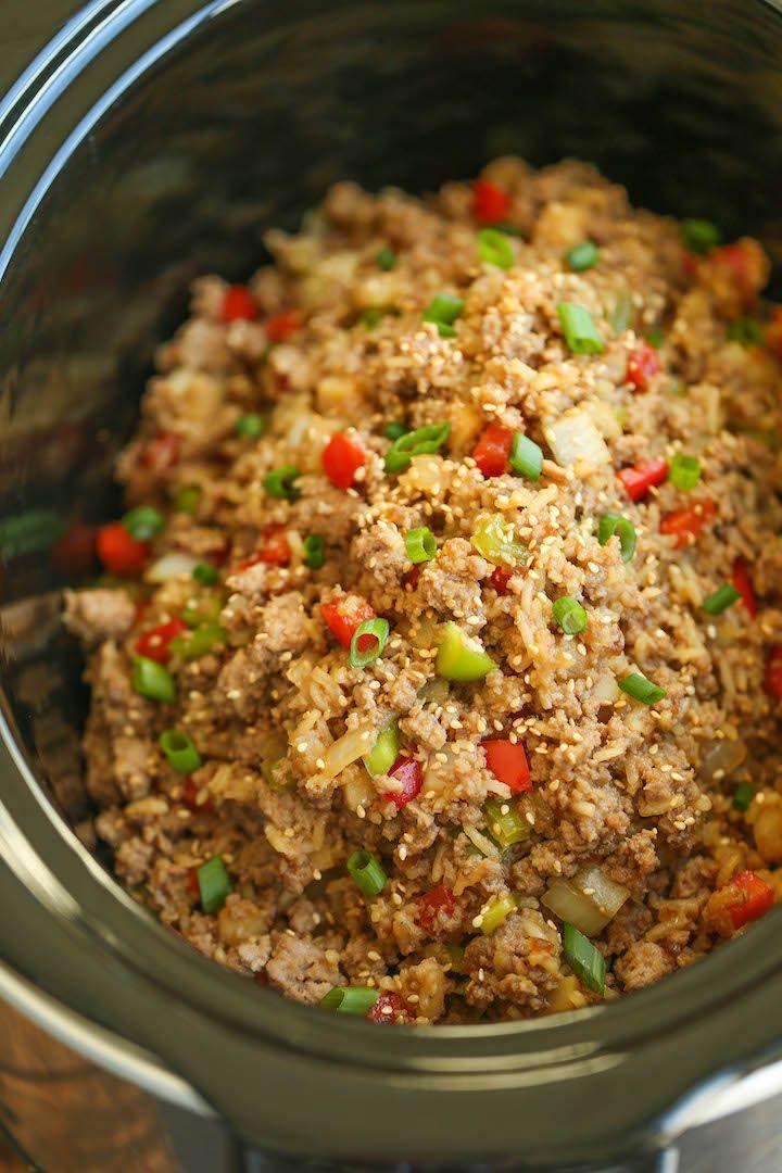 Whole Chicken Crockpot Recipes Easy