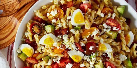 Cobb Pasta Salad Horizontal
