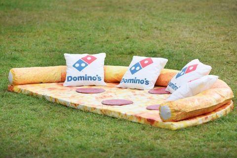 Domino S Pizza Sofa