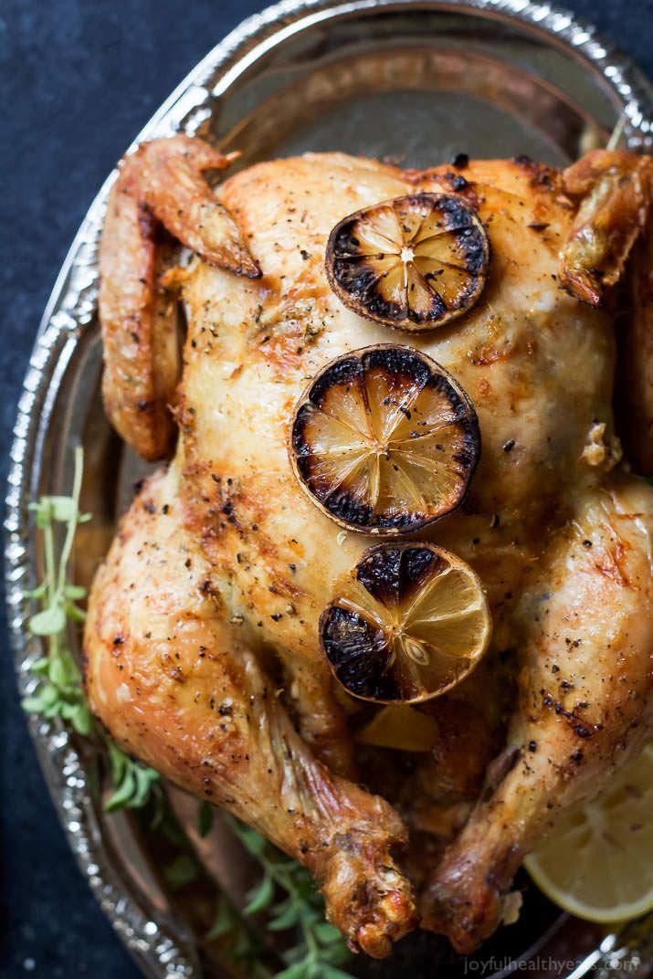 how to cook a whole frozen chicken in the oven