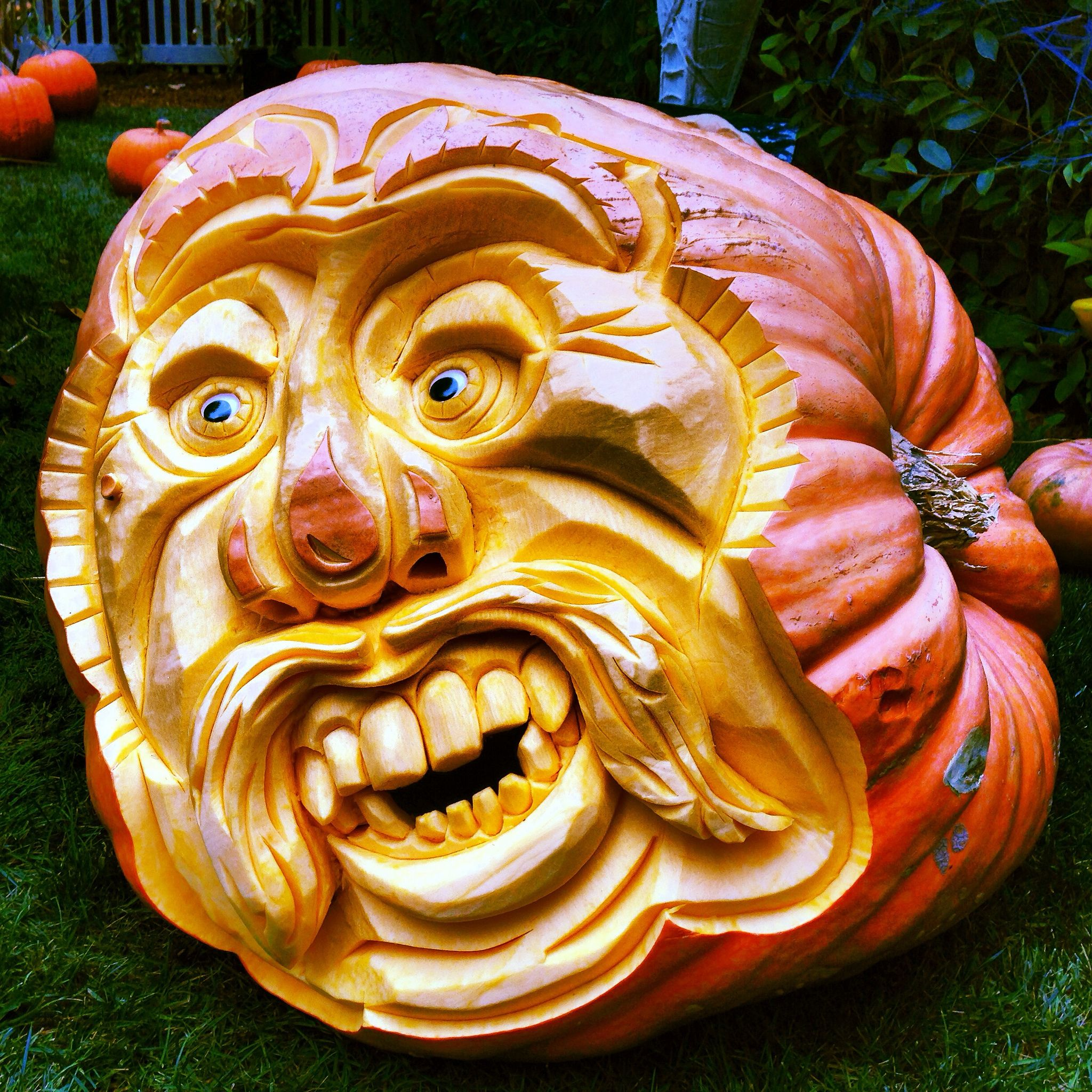 30+ Creative Halloween Pumpkin Carving Ideas - Awesome Jack-O ...
