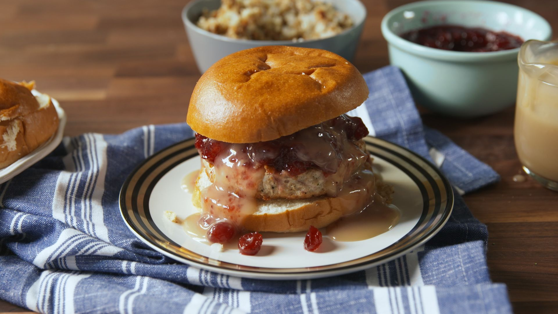 Best Thanksgiving Burgers How To Make Thanksgiving Burgers