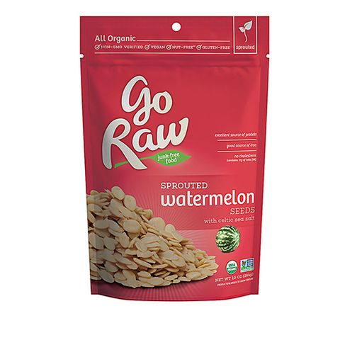 Go Raw All Organic Sprouted Watermelon Seeds