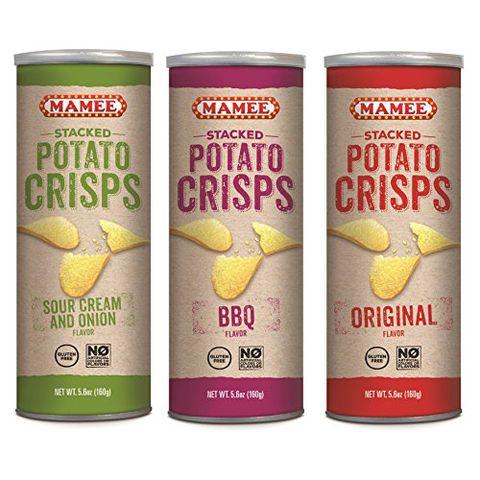 Mamee Stacked Potato Crisps