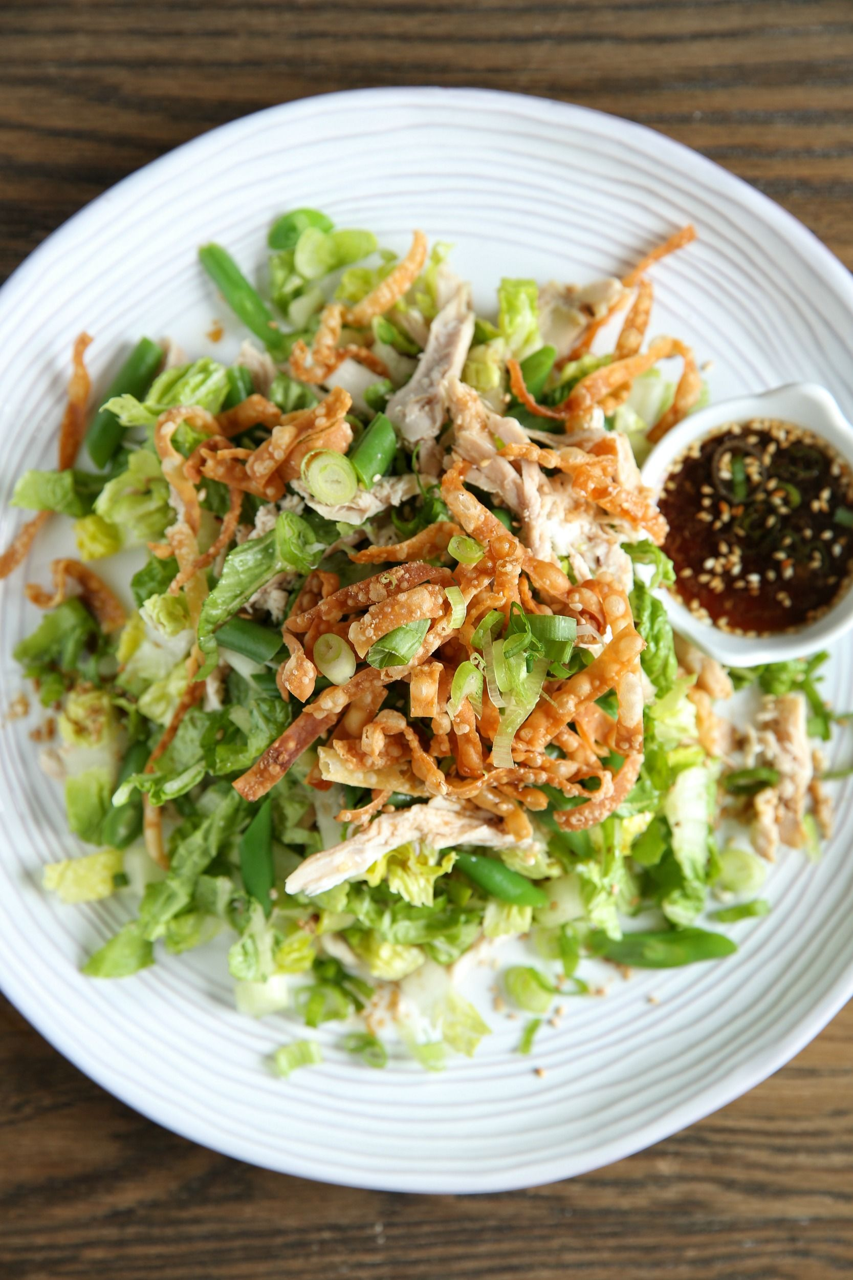 Best Sesame Chicken Salad Recipe Delish Com