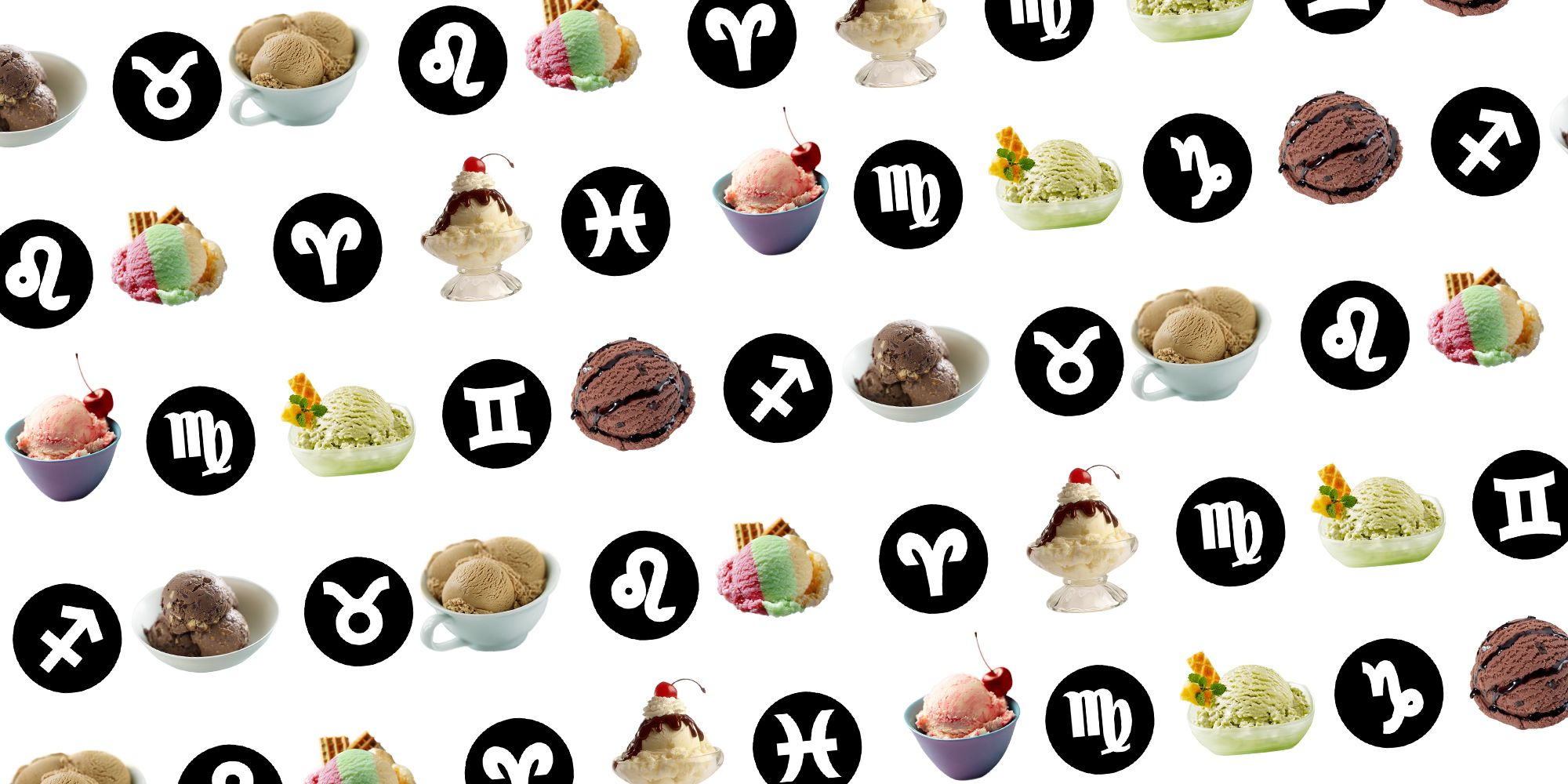 The Best Ice Cream For Your Zodiac Sign