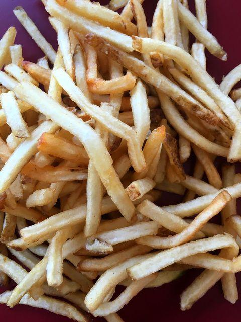 Smashburger french fries