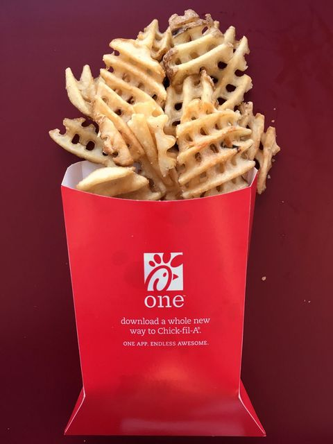 Chick-fil-A french fries