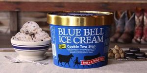 blue bell wedding cake ice cream blue bell introduces new wedding cake inspired 11974