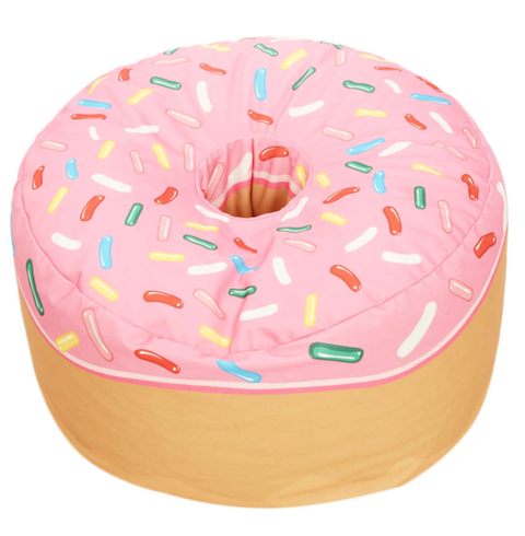 donut bean bag