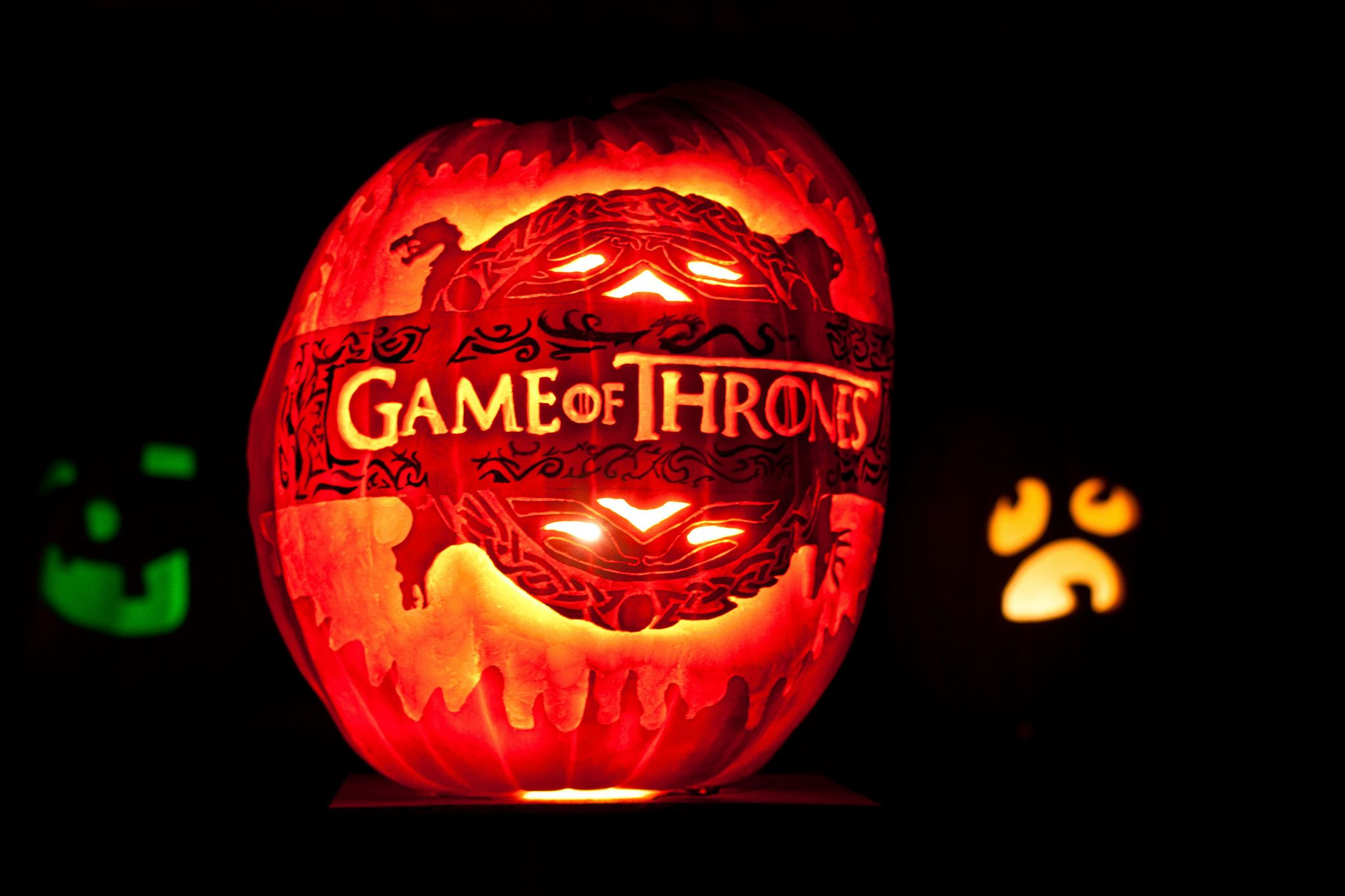 30 Creative Halloween Pumpkin Carving Ideas Awesome Jack