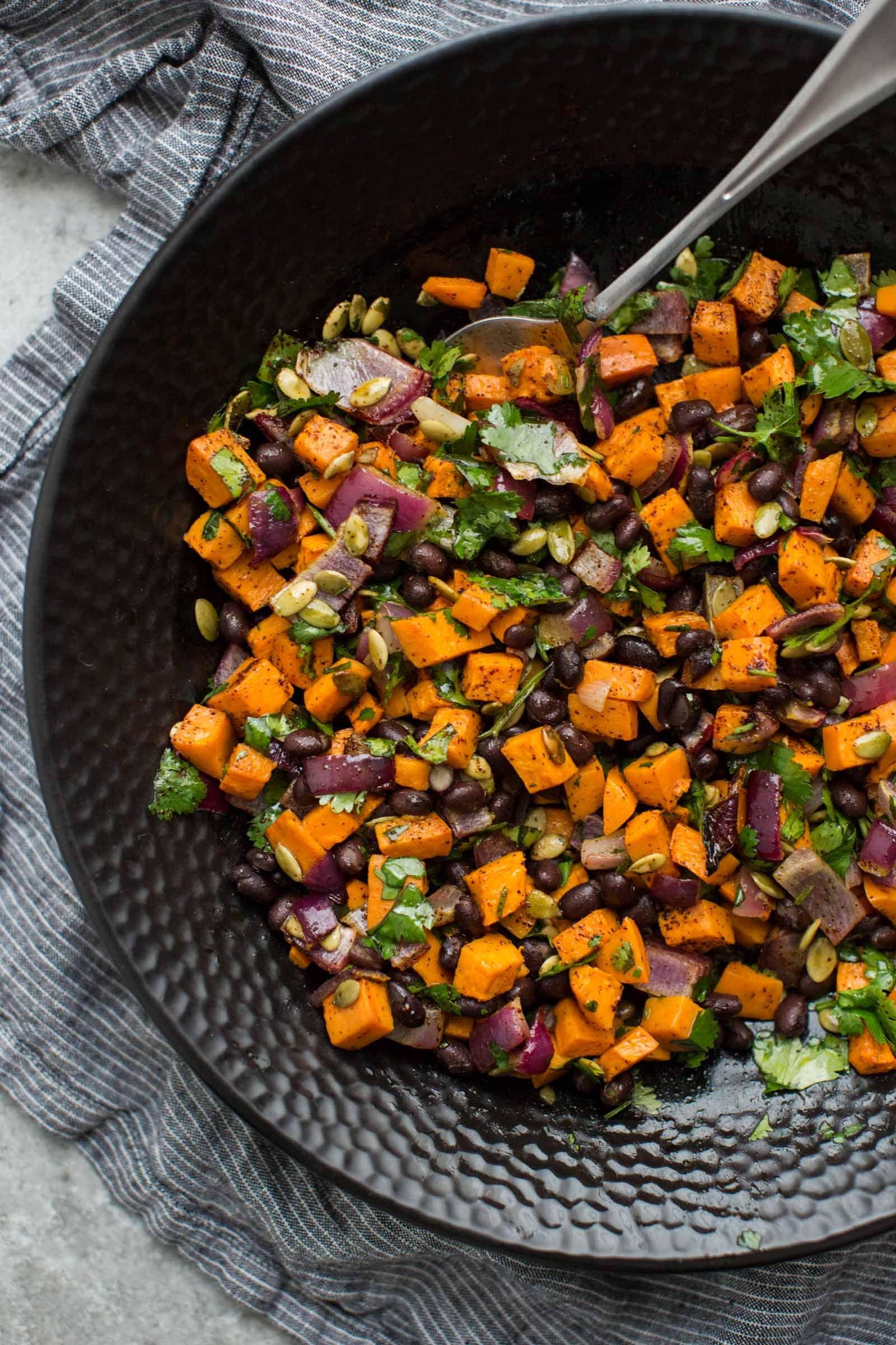Sweet Potato Salad Recipe Delish