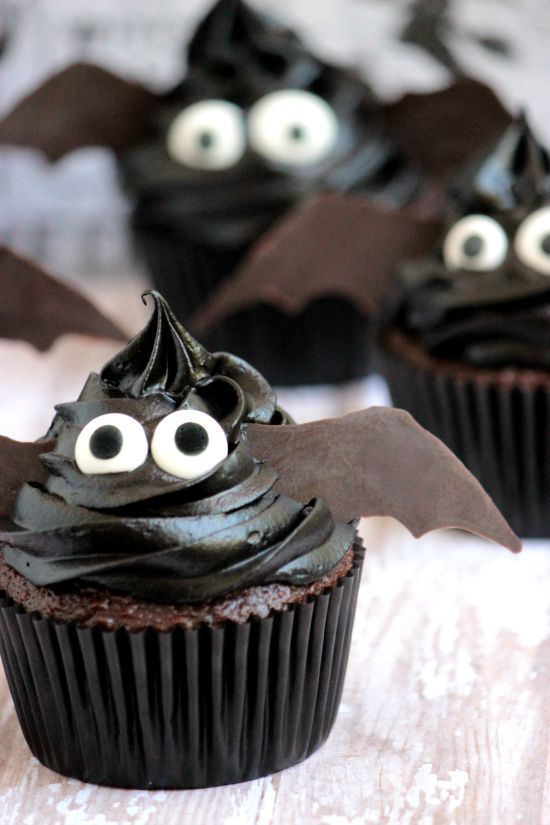 10 Easy Halloween Cupcake Ideas Recipes Decorating Tips For