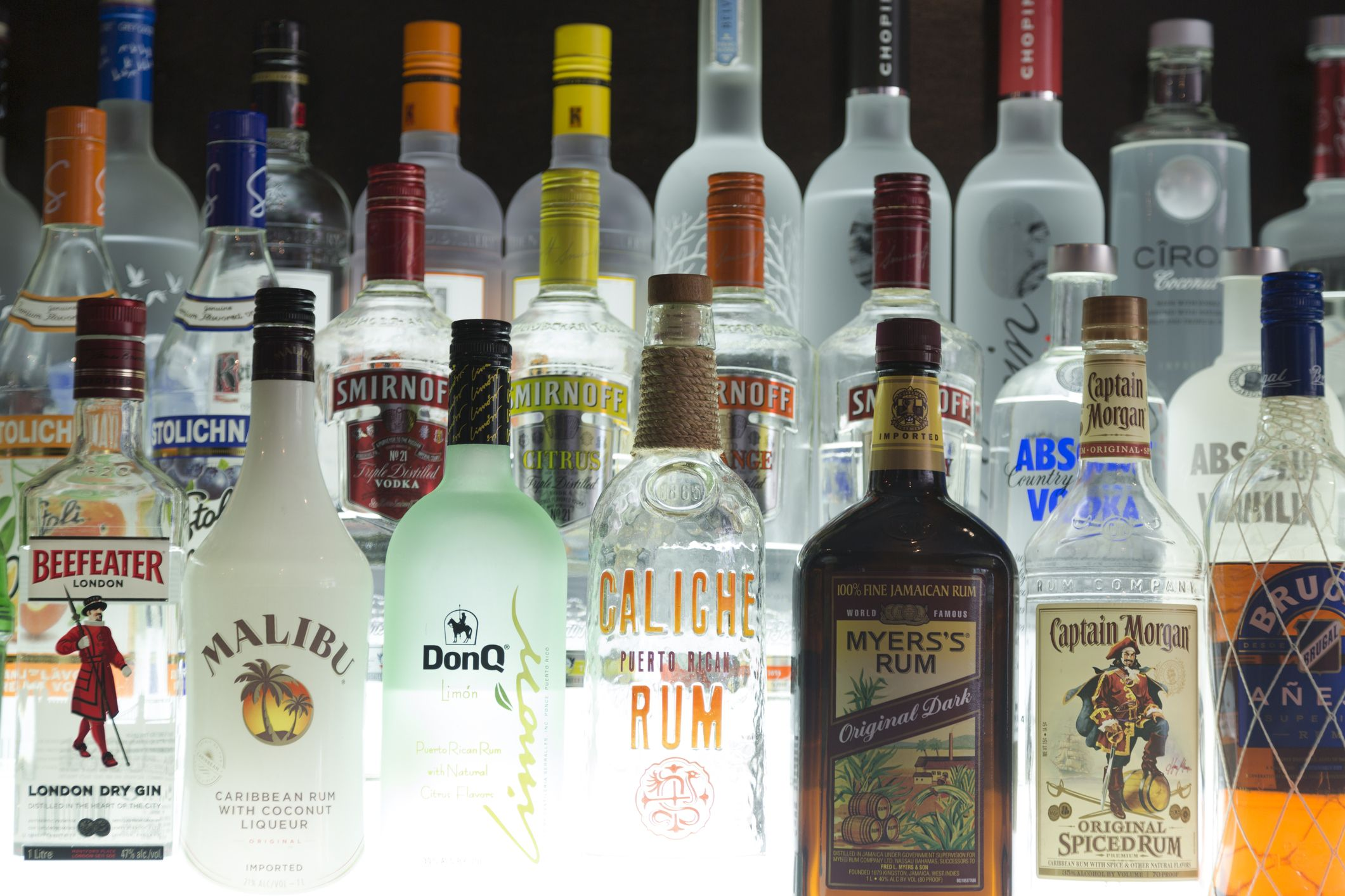 14 Liquors With The Highest Calories