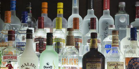 Liquid, Product, Bottle, Bottle cap, Drink, Alcohol, Alcoholic beverage, Glass bottle, Distilled beverage, Logo,
