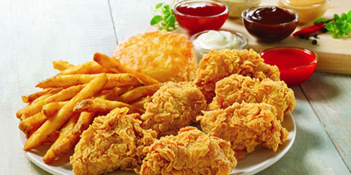 You Need To Visit The Last Remaining Popeyes Buffet
